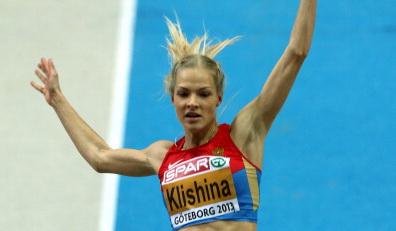 Дарья Клишина - победительница чемпионата Европы в помещении в Гетеборге +Видео