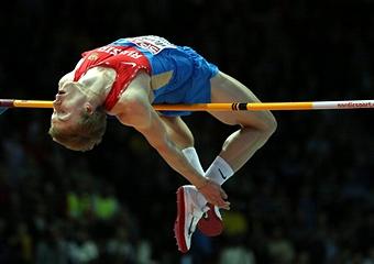 Сергей Мудров – чемпион Европы в прыжках в высоту в Гетеборге