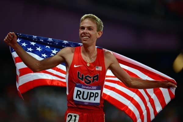 Гален Рапп готовится бежать две дистанции на чемпионате мира в Москве