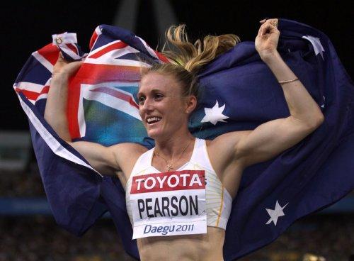 Салли Пирсон планирует побить мировой рекорд на дистанции 100 м с барьерам