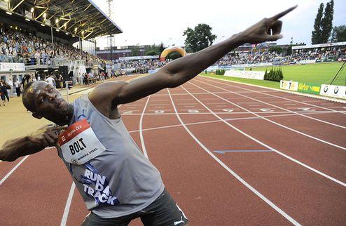 Усэйн Болт примет участие на этапе Бриллиантовой лиги в Риме