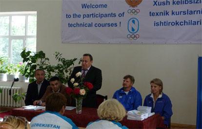 15 детских тренеров по легкой атлетике получили сертификат IIAF 1 уровня