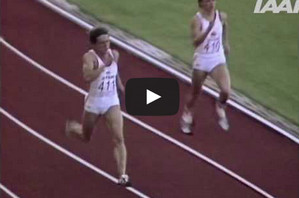 World Records - 400m Women Final Helsinki 1983