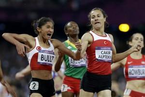 Чемпионка Олимпиады-2012 Асли Чакыр подозревается в употреблении допинга