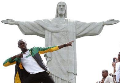 Cписок соперников Усэйна Болта в забеге на 150 м - Рио-де-Жанейро