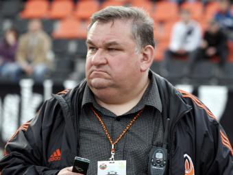 Из-за скандального директора стадиона в Донецк не хотят ехать СМИ