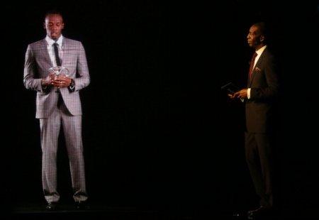 Усэйн Болт и Джессика Эннис стали лауреатами наград Laureus World Sports Awards +Фото