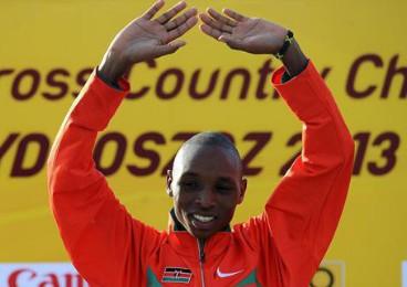 Чемпион мира по кроссу Джафет Корир планирует атаковать мировой рекорд в беге на 5000 м