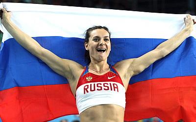 Елена Исинбаева всё-таки будет готовиться к чемпионату мира 2013 года в Москве