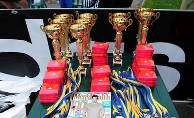 Kyiv Marathon Running Club приглашает на соревнования по горному бегу в рамках Чемпионата Украины