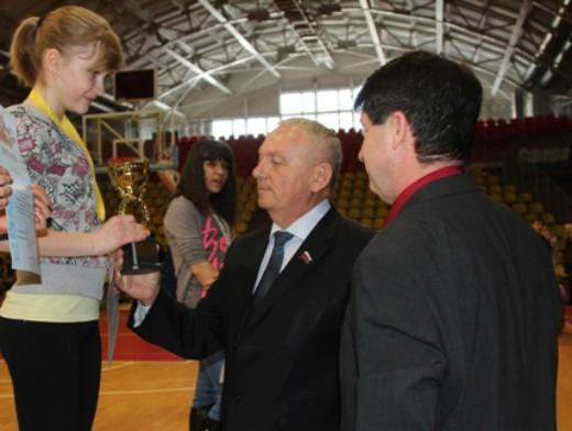 В Туле прошли соревнования по легкой атлетике на призы мэра
