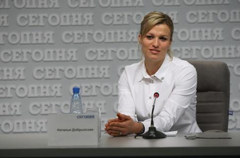 Видео-интервью с Натальей Добрынской