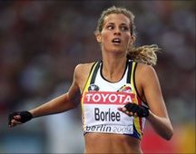 Призер чемпионата мира и Олимпийских игр Оливия Борле восстановилась после травм
