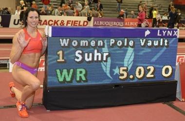 IAAF ратифицировала мировой рекорд Дженнифер Сур