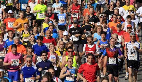 Участники марафонов в Лондоне и Гамбурге побегут в поддержку Бостона