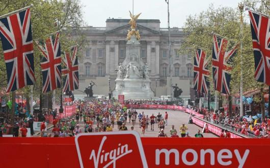 Лондонский марафон 2013 - Полная трансляция