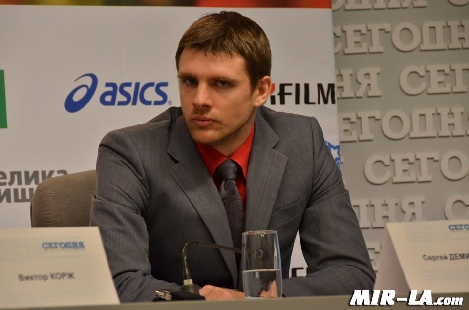 Рекордсмен Украины Сергей Демидюк примет участие в 4-м Киевском международном марафоне