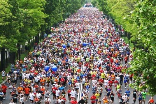 Безопасность марафона в Мадриде обеспечат свыше 1,1 тысячи человек