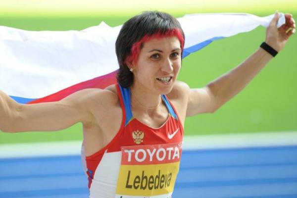 Татьяна Лебедева готова