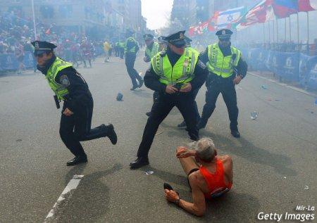 Бостонский марафон 2013 в фотографиях (+18)