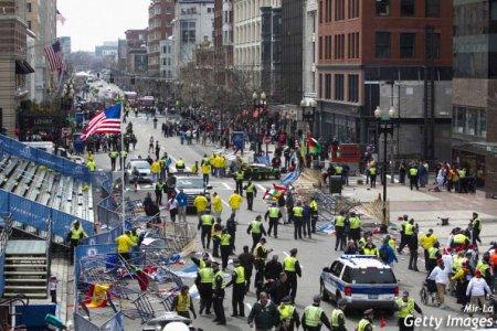 На месте проведения Бостонского марафона найдены еще три взрывных устройства