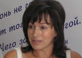 Ольга Брызгина: Украинскому спорту необходим закон о меценатстве