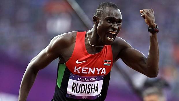 Дэвид Рудиша открыл сезон личным рекордом на 400 м
