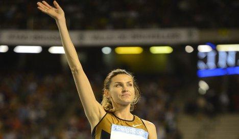 Анна Чичерова победила на этапе Мирового Вызова в Токио