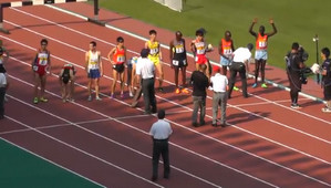 3000m Steeple - Seiko Golden Grand Prix 2013