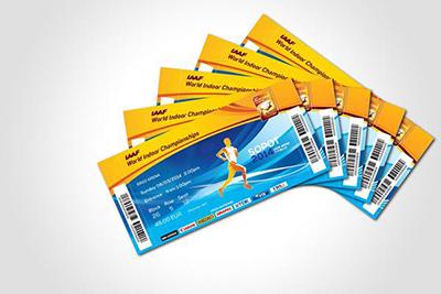 В продаже доступны билеты на Чемпионат Мира по легкой атлетике в помещении 2014