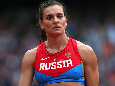 Исинбаева станет послом вторых летних юношеских Олимпийских игр
