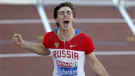 Сергей Шубенков: Колин Джексон сказал, что я должен побить его рекорд Европы