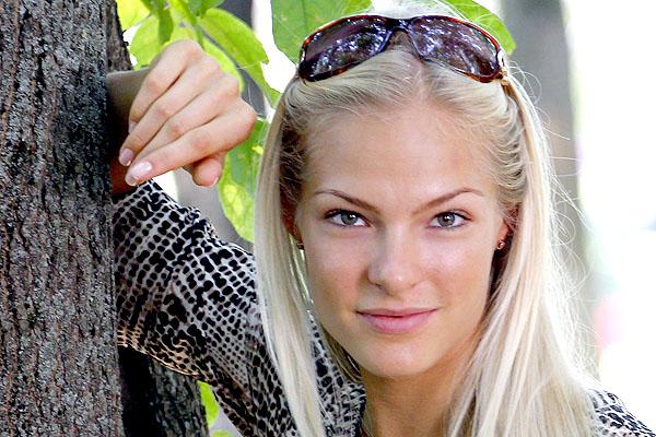 Дарья Клишина сочетает в себе силу и красоту