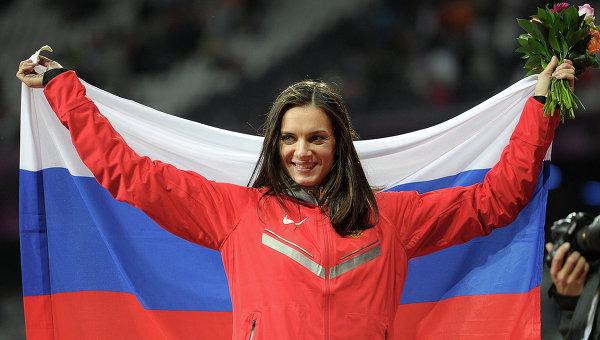 Елена Исинбаева готова уйти из спорта в случае неудачи на ЧМ в Москве
