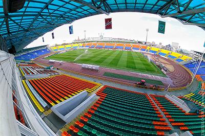 Казань может в 2016 году принять ЧМ по легкой атлетике среди юниоров