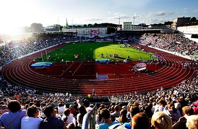 Бриллиантовая лига 2013 - Осло - Результаты (технические виды)