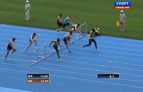 IAAF Moscow Challenge 2013