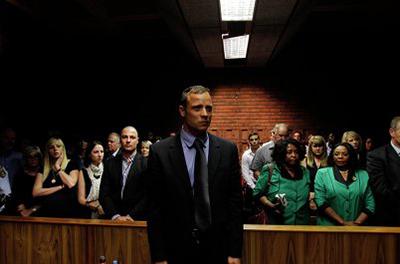 Писториус начнет тренироваться, чтобы отвлечься от мыслей о суде