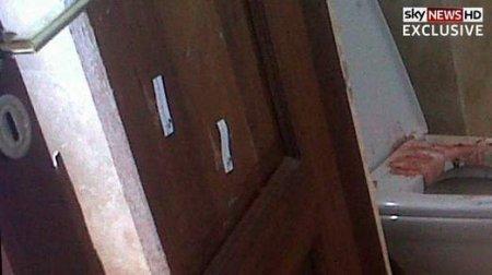 Кровавые фото из дома Писториуса попали в Сеть