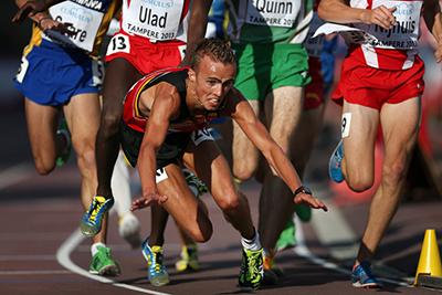 Чемпионат Европы среди молодежи 2013 - Тампере - День второй