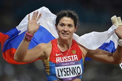 Татьяна Лысенко: «В Москве за медали будем биться до сантиметра»