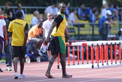 Открытая тренировка сборной Ямайки