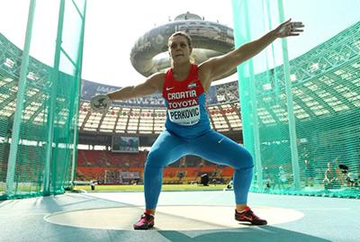 Чемпионат мира 2013 - Метание диска - Женщины