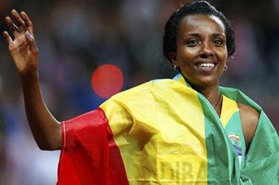 Чемпионат мира 2013 - 10000 м - Женщины