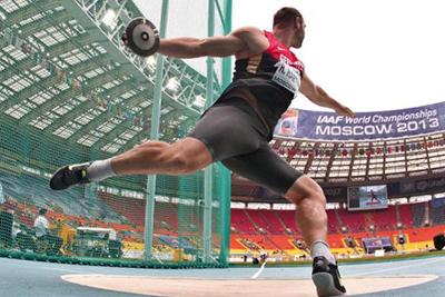 Чемпионат мира 2013 - Метание диска - Мужчины + Видео