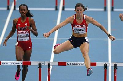 Чемпионат мира 2013 - 400 м с / б - Женщины + Видео