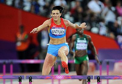 Наталья Антюх не спешит менять легкую атлетику на бобслей