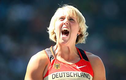 Чемпионат мира 2013 - Метание копья - Женщины