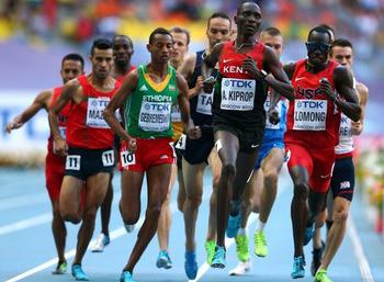 Чемпионат мира 2013 - 1500 м - Мужчины + Видео
