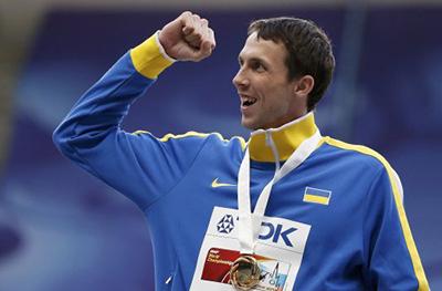 Богдан Бондаренко назван лучшим спортсменом месяца в Европе